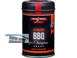 Barbecue for Champions BBQ Rib-Rub 120g Streudose
