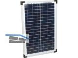 Corral Weidezaun Solarmodul  Super AB 25 Watt