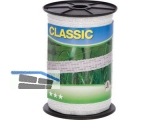 Corral Classic Weidezaunband 10mm weiß 2x0,2 + x20,3 Niro 200m