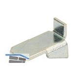 HETTICH VARI Bodenträger zum Einhängen für Schiene Art.Nr. 103 340 651, verz.