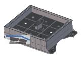 HL601I Aufsatz für bündigen Bodenbelag