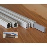 Gratleiste, Länge 1070 mm, Aluminium/Stahl