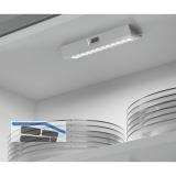 LED-Leuchte York IR mit Sensor, 1,6 W, 12 V/DC, Neutralweiß, Edelstahl Effekt