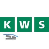 KWS Beilagen PVC - für Glasbefestigung, 25mm