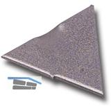 SECOTEC Glasblechecke mit Nase SB-100 Gramm