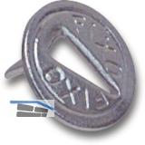 SECOTEC Reissnagel 10 mm Stahl vernickelt SB-40 BL1