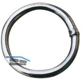Geschweißte Ringe 3,0 mm verzinkt