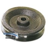 Seilrolle ø 40 mm Stahl verzinkt