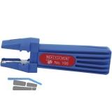 Abisolierwerkzeug Stripper Nr.100 0,5-16 mm² Länge 140 mm