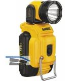 DEWALT Akku Handlampe LED DCL 510 N 10,8 Volt ohne Akku und Ladegerät