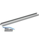 Aluminiumprofil MEC-3 schräg 3000 mm eloxiert