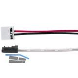 Anschlussleitung 2000mm zu LED-Band High Efficient mit LED-Clip