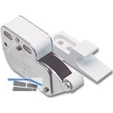SECOTEC Automatik Federschnappverschluss nickel SB-2