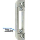 Schließplatte Secury verstellbar, silber