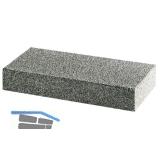 TYROLIT Bankstein-Tischlerrutscher 50 x 25 x 200 mm Korn 220 mittel Form 90B
