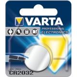 VARTA Batterie Knopfzelle CR 2032 3 Volt (1St)