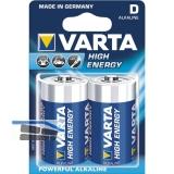 VARTA Batterie High-Energy LR20/D 1.5V (2 St)