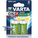 VARTA Batterie Power Akku HR14/C 1.2V 3000 mAh (2 St)