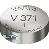 VARTA Batterie Knopfzelle Uhr V 371 1,55 Volt (1St)