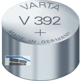 VARTA Batterie Knopfzelle Uhr V 392 1,55 Volt (1St)