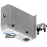 BLUM Schrankaufhänger, weiß, links, Tragkraft 130 KG, Kunststoff/Stahl