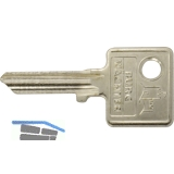 BURG WÄCHTER MZ 23 Schlüsselrohling