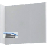 CAMAR 807RV Abdeckkappe zu Unterschrankaufhänger, Kunststoff weiß