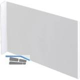 CAMAR 807XL RV Abdeckkappe zu Unterschrankaufhänger, Kunststoff weiß