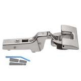 BLUM CLIP top Profiltürscharnier 95°, 9,5mm gekröpft, INSERTA