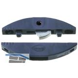 LAMELLO Clamex S Verbinder, Stärke 8 mm,Kunststoff/Zinkdruckguss, Inhalt 18 Paar