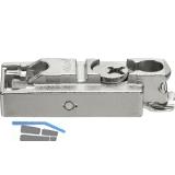 BLUM CLIP Montageplatte gerade, Spax-Schrauben, HV: Exzenter, Distanz 3 mm