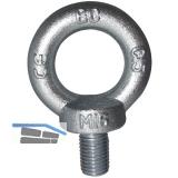 DIN 580 M 6 verzinkt Ringschraube mit CE Kennzeichnung