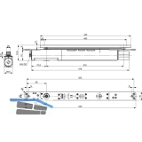 Türschließer ITS96FL 2-4 m .Standardachse