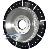 MARCRIST Diamant Schneid-Anfasscheibe BC750 125 x 22,2 mm