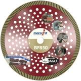 MARCRIST Diamant-Trennscheibe BF850 SilentMax 125 x 22,2 mm Baumaterialien