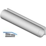 Dichtungsprofil Isostar Schlauch 8 mm, SRD 15, Kunststoff weiß