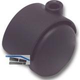 TOPSTAR Ersatzrolle Standard, Kunststoff hart (für weiche Böden)