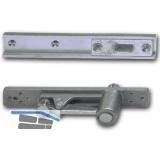 Zapfenband DORMA 8062 f. Holz- u. Alutüren, verstellbar, Stahl verzinkt