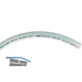 Druckluftschlauch Industrie 10 x 16 mm aus PVC Wandstärke 3 mm
