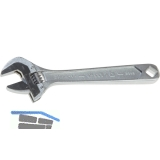 PEDDINGHAUS Einmaulschlüssel DIN3117B verstellbar 24.5/150 mm
