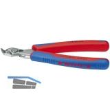 KNIPEX Elektronik-Super-Knips Inox DIN 9654 Form 2 Länge 125 mm