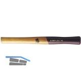 Hickory Schonhammerstiel Kopfdurchmesser 40 mm Stiellänge 275 mm