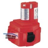 MAKITA Ersatzakku 9120 9,6 Volt / 1,3 Ah (IEC) Ni-Cd