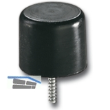 FSB Bodentürpuffer  - 38 3880-01, ø 40 mm, Höhe 32 mm, Gummi schwarz