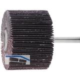 LUKAS Fächerschleifer 20 x 10 mm Normalkorund Korn 120 Schaft 3 mm
