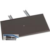 Einfachauszug 1007, 650x350 mm, Tragkraft 40 kg, Stahl schwarz beschichtet
