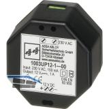 Netzgerät für Unterputz, 230V, schwarz (1003UP-12-1--00)