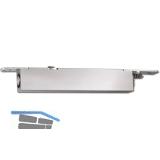 Türschließer integriert BOXER, EN 2-4, Standard, silberfärbig