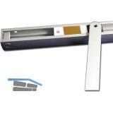 Gleitschiene GEZE T-Stop, für TS 3000/5000, silber