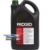 RIDGID Gewindeschneidöl synthetisch in Flasche 5 Liter